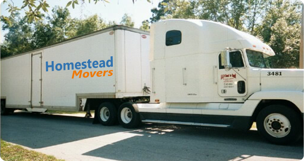 Homestead Moving Supplies